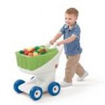 Marketing : un enfant au Supermarché