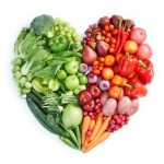 coeur de fruits & légumes