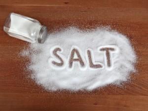 le sel un poison